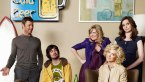 The five leading cast members of US comedy series Accidently on Purpose