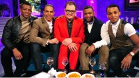 Alan Carr: Chatty Man and JLS