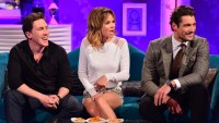 Alan Carr: Chatty Man - Rob Bryden, Amanda Holden & David Gandy