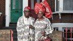The Adesina family