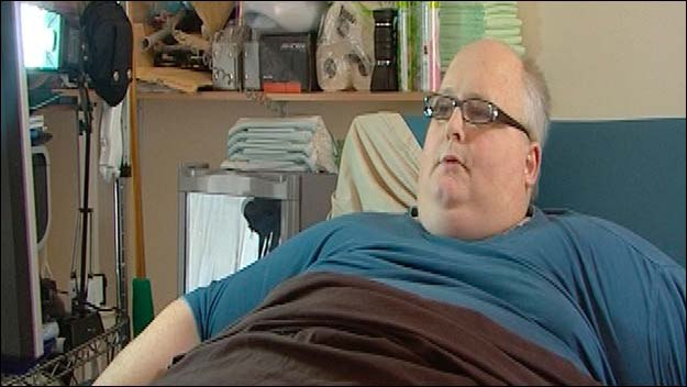 heaviest man alive. Britain#39;s fattest man,