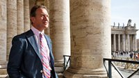 Michael Portillo Rome