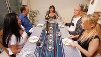 Come Dine With Me - London - Peter Rixham