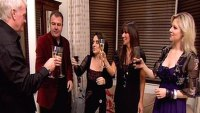 Celebrity Come Dine With Me - Linda Lusardi