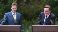 A Year Inside Number 10: Nick Clegg and David Cameron