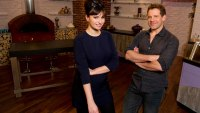 Gizzi Erskine and Matt Tebbutt