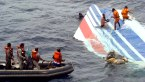 Air France Flight 447 crashes into water