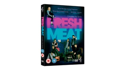 Series 1 on DVD