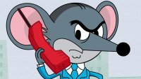 Business Mouse on Blaps