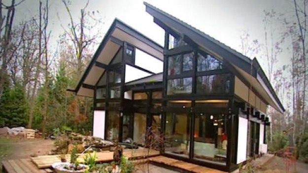 Darkbyte 39 s dream house inspiration grand designs huf for Grand designs modern house