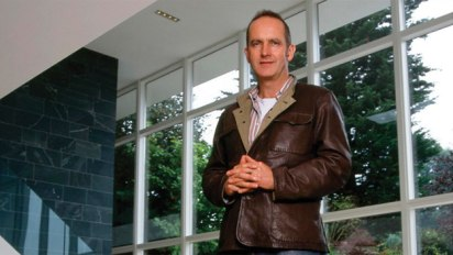 Kevin McCloud, Grand Designs presenter