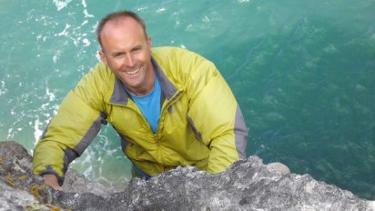Hidden Talent: mountaineering instructor Martin Chester