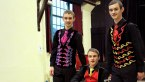 Irish Dancing Triplets