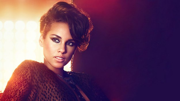 Watch Alicia Keys on 4Music