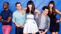 New Girl: Winston, Nick, Jess, Schmidt, Cece