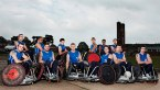 Paralympic Wheelchair Rugby GB Cup 2011