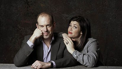 Kirstie Allsopp and Phil Spencer