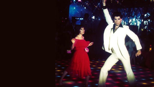 Oscar-nominated John Travolta stars in the film which took disco out from ...