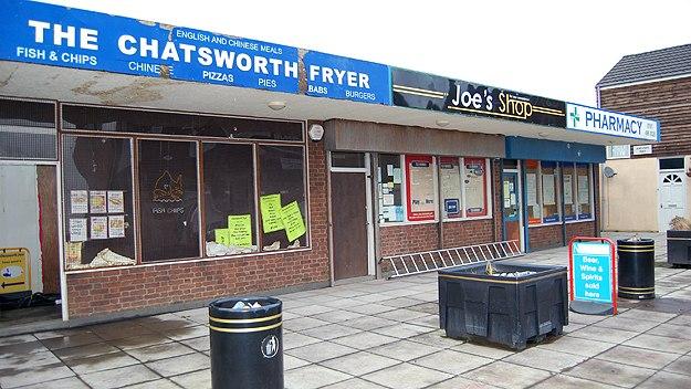 Joe's Shop on the Chatsworth Estate