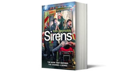 Sirens Book by Tom Reynolds
