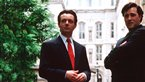 Michael Sheen as Tony Blair and David Morrissey as Gordon Brown