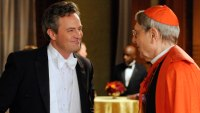 The Good Wife: Mike Kresteva and Cardinal James