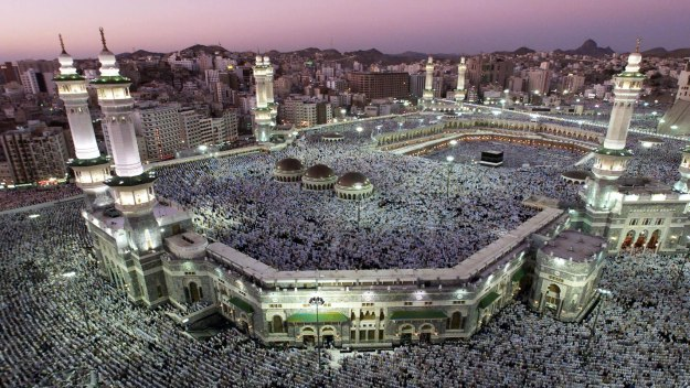 Hajj the great pilgrimage to