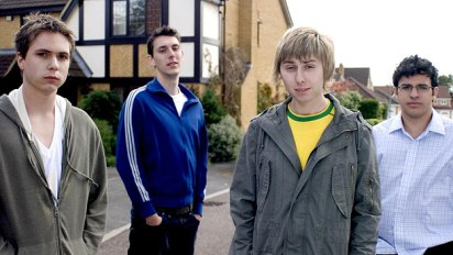 The Inbetweeners vote