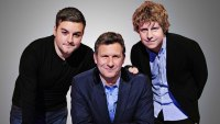 The Last Leg: Adam Hills, Alex Brooker, Josh Widdicombe