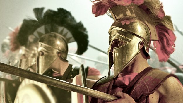 The Spartans was a 3-part