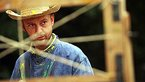 John Simm as Vincent Van Gogh