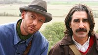 John Simm as Vincent Van Gogh and John Lynch as Paul Gauguin
