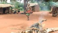 Unreported World, Central African Republic - a healer dancing