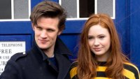 Doctor Who: Matt Smith and Karen Gillan