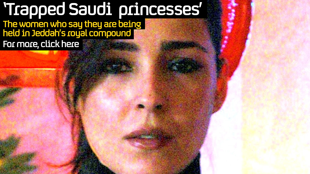 New footage emerges of 'trapped' Saudi princesses – Channel