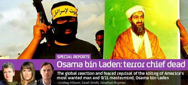 right next to in laden. Osama bin Laden#39;s quot;right hand