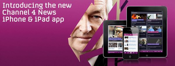 Channel 4 News unveils new app