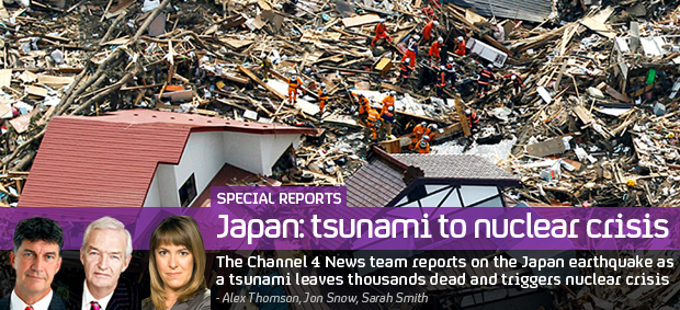SR JAPANTSUNAMI620 Is any job worth this risk? I speak to Fukushima clear up workers