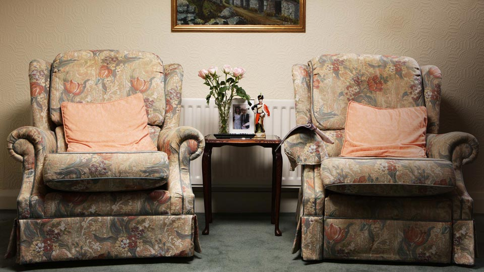 Gogglebox chairs