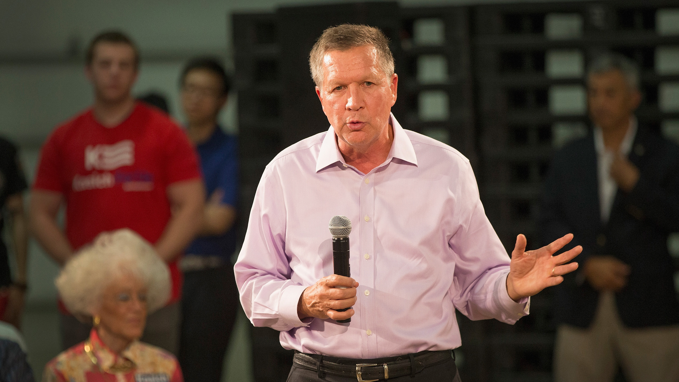 John Kasich (Getty)