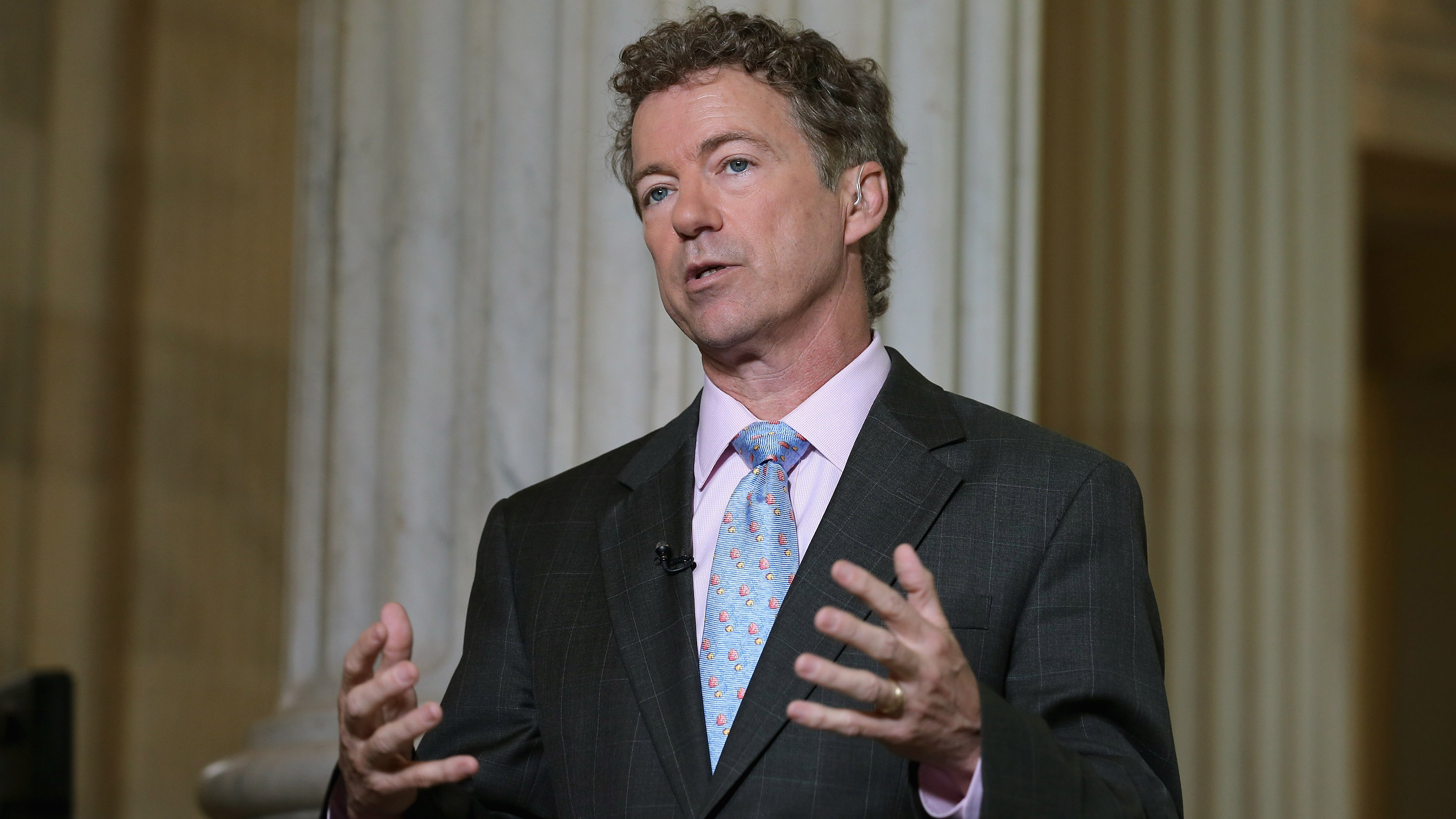 Rand Paul (Getty)