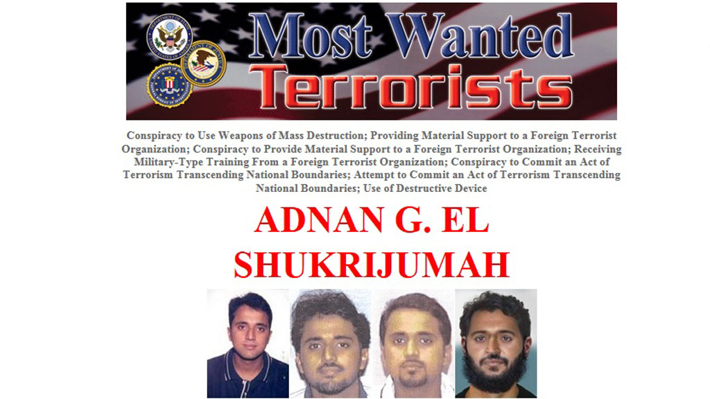 FBI's most wanted site (Reuters)