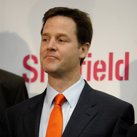 Nick Clegg (Getty)