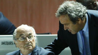 Sepp Blatter and Michel Platini (Reuters)