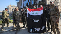Iraqi forces in Ramadi (Reuters)