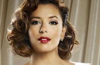 Gabrielle Solis from Desperate Housewives, played by Eva Longoria