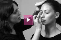 eye make-up video