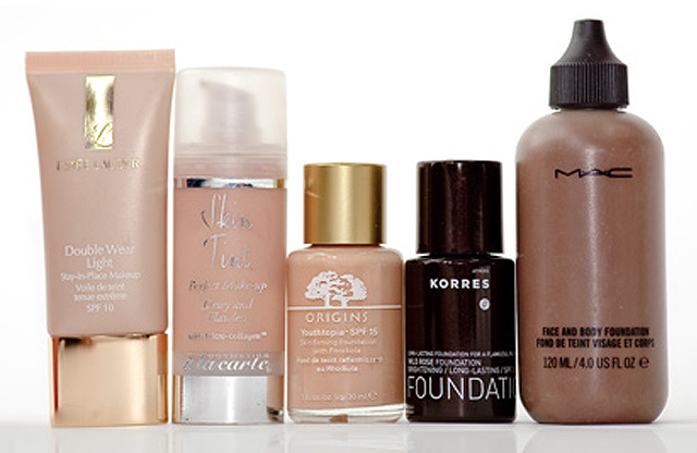 Choose Foundation For Oily Skin