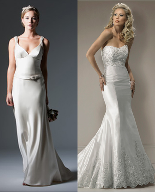 Perfect Wedding Dresses For Petite Figures: 301 Moved Permanently