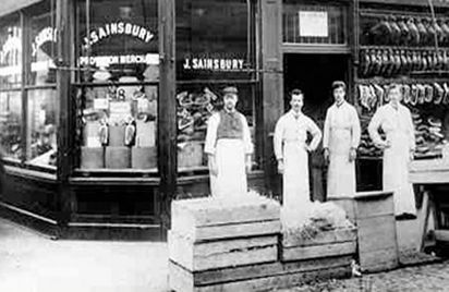 The history of UK supermarkets - Channel4 - 4Food